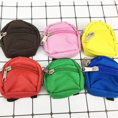 Doll Backpack 1//6 Doll Bag Accessories For Kid Girl Toy GifNWUS