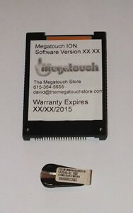 Megatouch-ION-2008-5-Hard-drive-Upgrade-Update-Kit-2008-New-SSD-Hard-Drive-2-yr