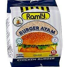 chicken burger from malaysia