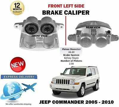 PAD KIT FOR JEEP COMMANDER XH 3.0DT 4.7 5.7 2005-2010 2X FRONT BRAKE CALIPER
