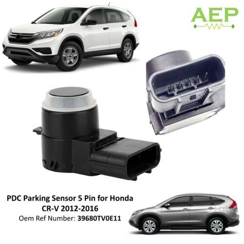 Sensore di Parcheggio Pdc 5 Perno Per Honda 2012-2016 39680-TV0-E11