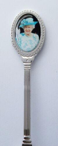 Queen Elizabeth II 90th Birthday Silver-Plated Collector/'s Spoon QB003