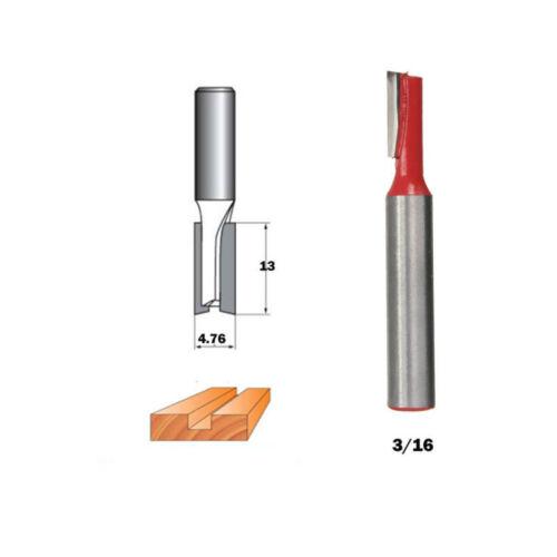 Küchenbau-Fräser Satz 1//4 /&1//2 Zoll Schaft Schaftfräser Holzbearbeitung Cutter