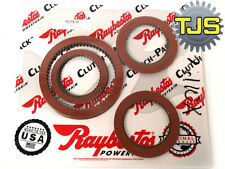 Ford aod 4r70w aode transmission stage 1 clutch kit raybestos red rcps 35 ford aod 4r70w 4r75w raybestos stage1 performance clutch kit 4r75w clut sciox Image collections