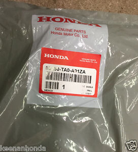 Genuine OEM Honda Accord Driver  039 s Side Warm Gray NH686L ... 7d942ae44bb