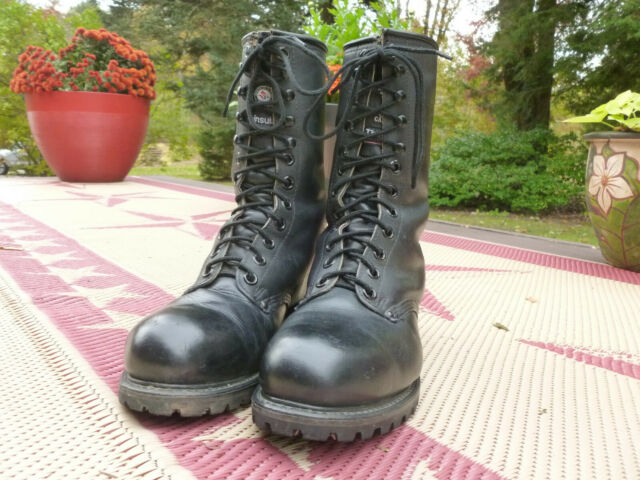used logger boots for sale