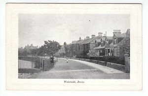 Children-At-Waterside-Irvine-Ayrshire-Early-1900-039-s-Davidson-039-s-Silver-Tone-Series
