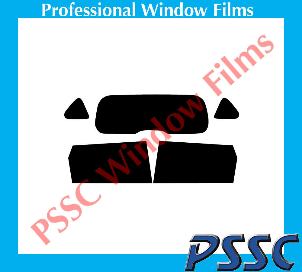 PSSC Pre Cut Rear Car Window Films - Kia Soul 2009 to 2016 321597591844_723