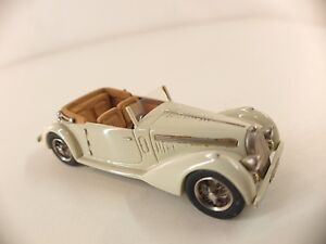 Ma Collection (suisse) N ° 6 Talbot Lago Record Cabriolet 1938 Lim Ed N ° 150 1/43