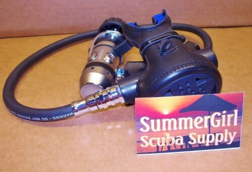 With 1st /& 2nd Stage,Brownie/'s Third Lung Dealer New Sea Elite Scuba Regulator