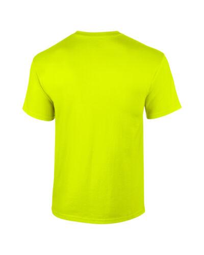 Gildan L Shirt Xxl M 4xl Hi Vis Giallo S T 5xl 3xl Xl Sicurezza Verde ztrzwCqTx