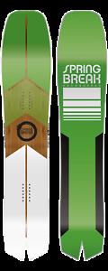2019 Capita Spring Break Powder Glider Snowboard 158