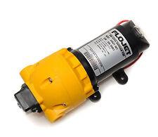 New Flojet 12VDC 2GPM 60 PSI Diaphragm Water Pump 3000 Series 03531-501 Flowjet
