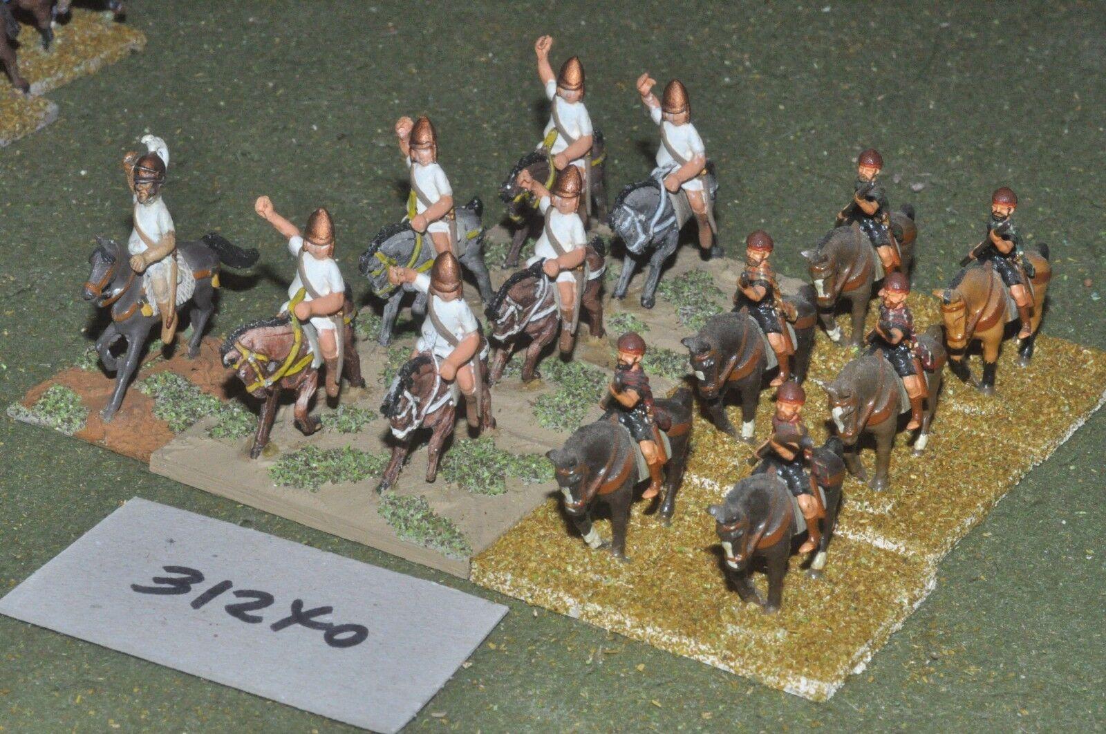 25mm classical   greek - light 12 figures - cav (31240)