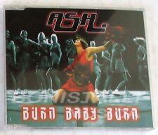 ASH - BURN BABY BURN - CD Single Sigillato