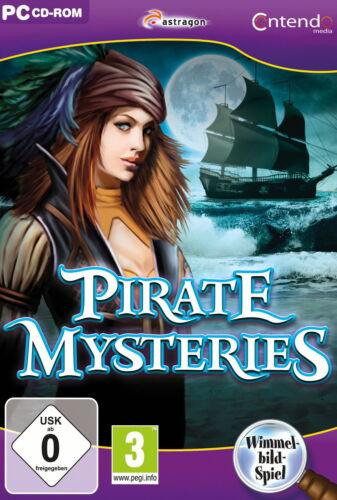 1 von 1 - Pirate Mysteries (PC, 2012, DVD-Box) - NEU/OVP