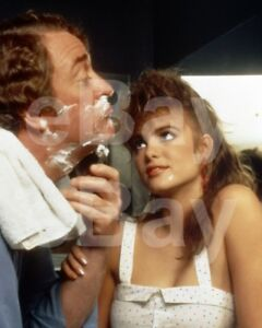 Blame-it-on-Rio-1984-Michael-Caine-Michelle-Johnson-10x8-Photo
