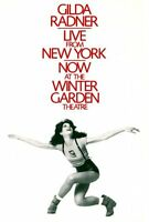 Gilda Radner Live From York Movie Poster Large 24inx36in