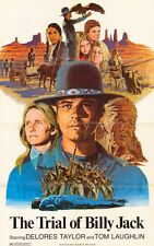 TRIAL OF BILLY JACK (DVD) ACTION TOM LAUGHLIN) SEQUEL TO BILLY JACK