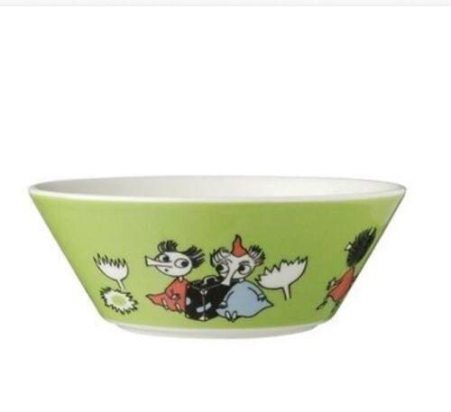 Moomin Bowl 15cm Thingumy /& Bob Tiuhti Ja Viuhti *NEW
