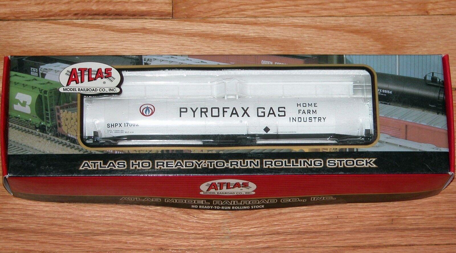 ATLAS 1728-6 33,000 GALLON TANK CAR PYROFAX GAS GAS GAS SHPX 17002 0fab5b
