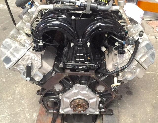 09 10 Ford F150 Engine 5 4l Vin V 8th Digit 3v Flex Fuel