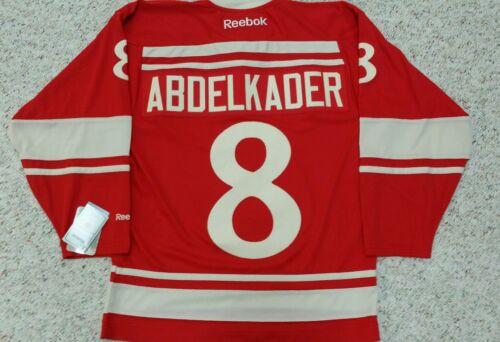 Detroit Red Wings Jersey 2014 Winter Classic Premier Jersey #8 Justin Abdelkader