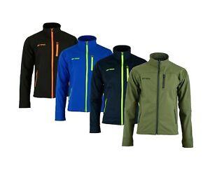 Unisex-Soft-Shell-Outdoor-Waterproof-Windproof-Work-Thermal-Fleece-Lined-jacket