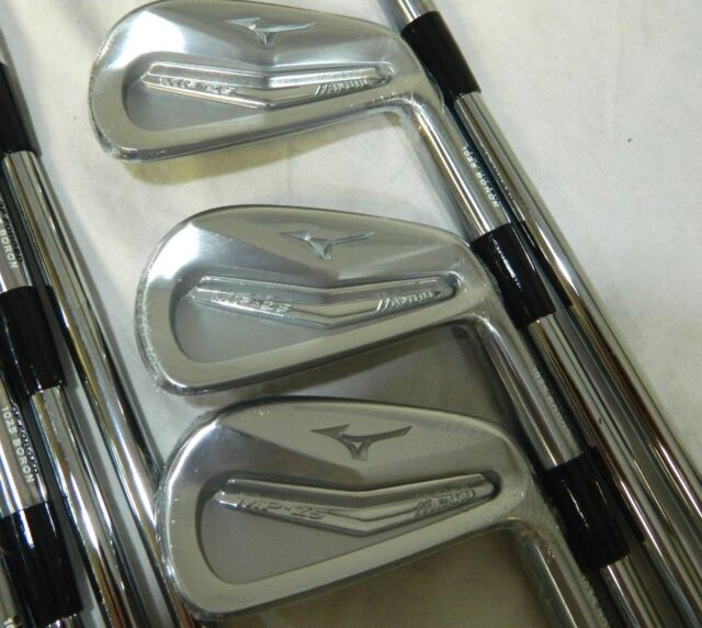 44e338ab3c8f Mizuno MP 25 iron set 4-PW. Project X Rifle 5.5. New Winn Dri-Tac ...