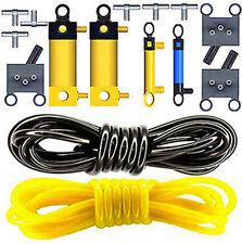 Lego Pneumatic KIT 2  (technic,cylinder,mini,pump,tubing,switch,hose.ev3,loader)