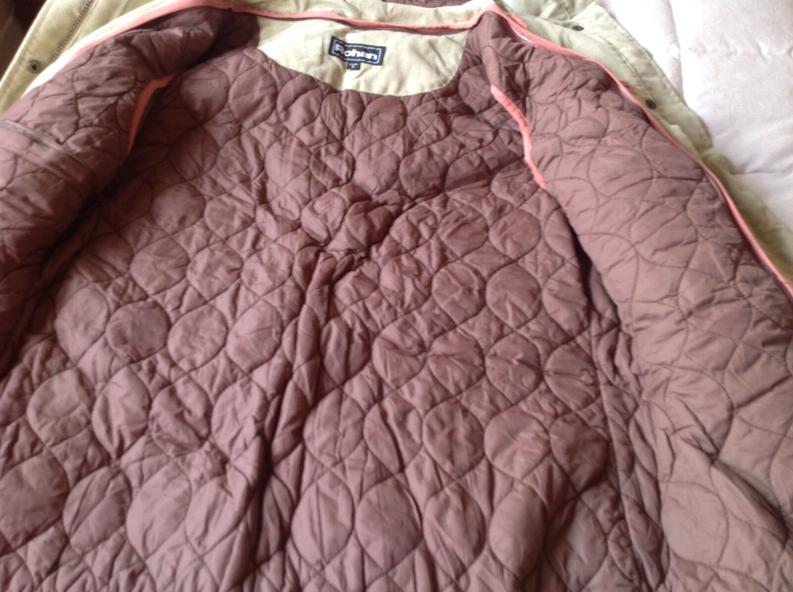 Rohan Ladies Northern Lights Parka Size Medium Medium Medium - Pristine Condition 8251a6