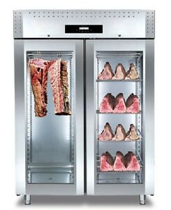 Image Is Loading DOUBLE CURING CABINET SEASONER FOR MEAT SALAMI CHEESE