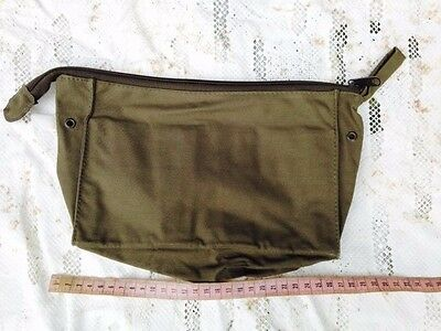 German Army Surplus Nylon Wash Bag Tool Bag