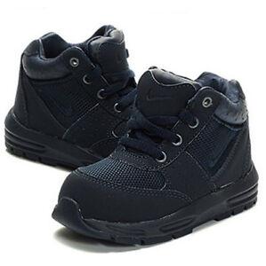 Nike Go Away Marineblau Acg Stiefel 375510-410 Kleinkinder/kleinkinder Campus 100% Original Baby Schuhe