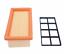 2x-Filter-Lamellenfilter-AD-3-000-AD-3-200-Staubsauger-fuer-Kaercher-6-415-953-0 Indexbild 6