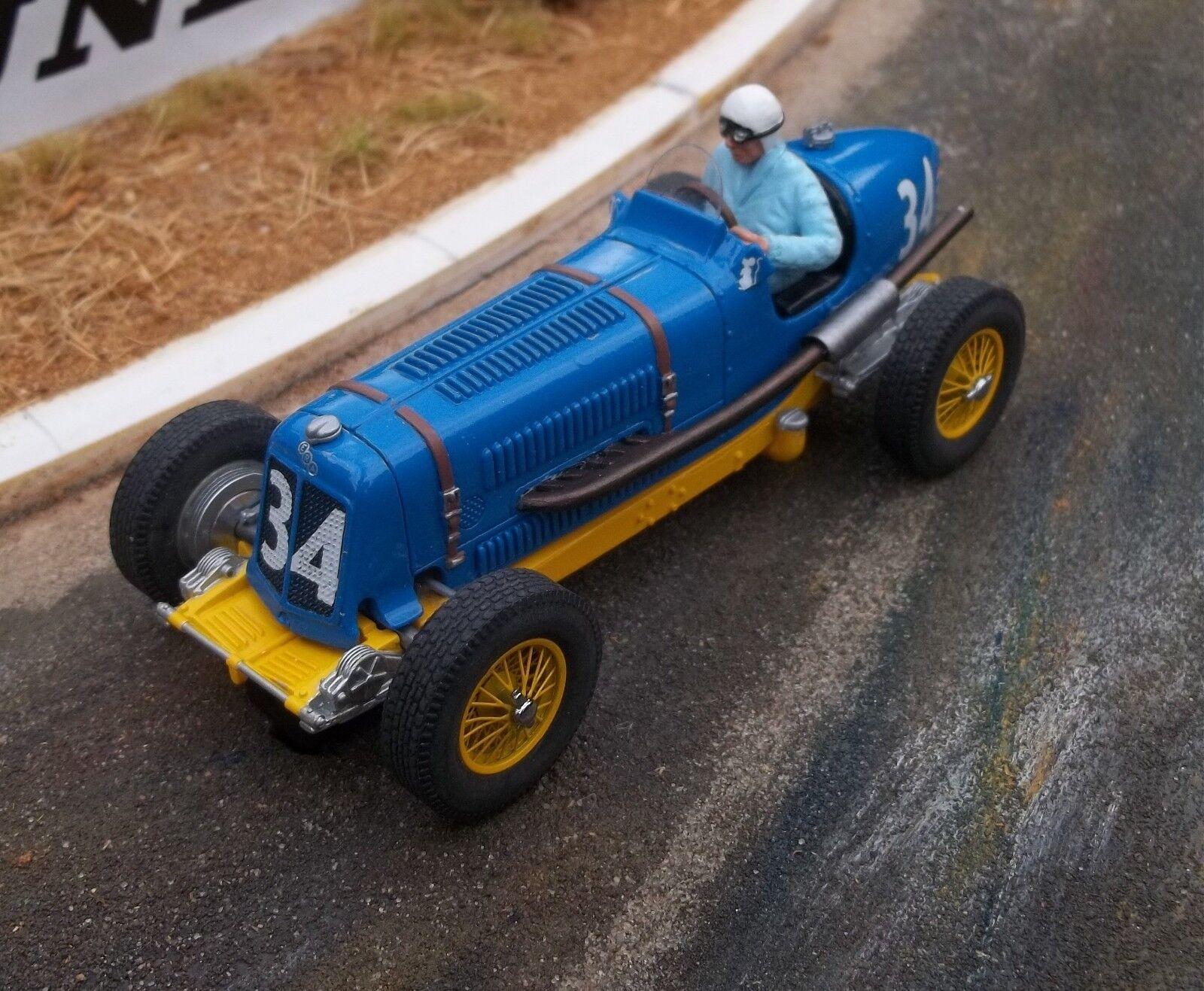 Probuild 1 32 Slot Car RTR GTM Vintage Années 1930 E.R.A.RB2 Romulus  34 Prince Bira