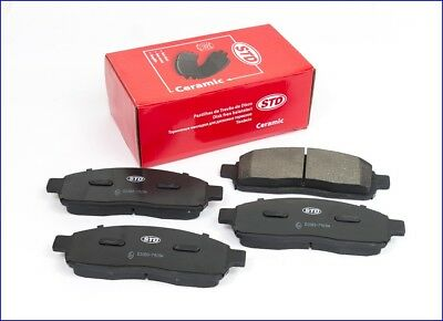 FORD F150  2004-2009 SET OF FRONT CERAMIC BRAKE PADS
