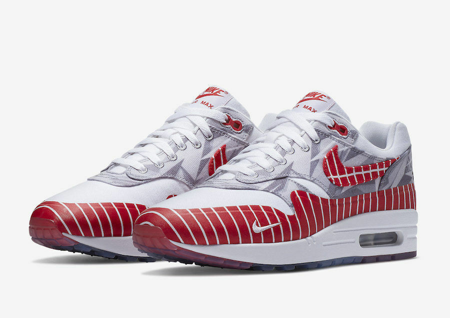 NIKE AIR MAX 1 LHM LOS PRIMEROS UNIVERSITY RED SIZE  10.5 Price reduction Cheap and beautiful fashion