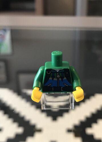 New LEGO MINIFIGURES SERIES 16 HIKER TORSO X 1,PARTS