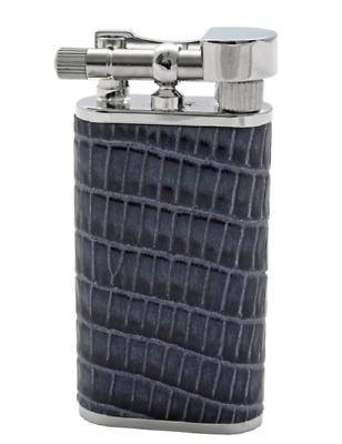 Einfach Pearl Stanley Pfeifenfeuerzeug Pfeifen Feuerzeug Rindleder Blau 72980-30 Weitere Rabatte üBerraschungen