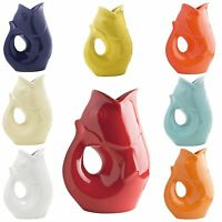 Gurglepot Pitcher 42 Oz Various Colors