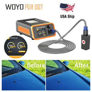USA WOYO PDR007 Induction Heater Car Removal Paintless Dent Sheet Repair Tool