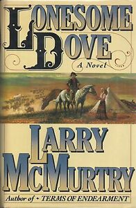 LARRY-McMURTRY-034-Lonesome-Dove-034-SIGNED-1st-Edition-FINE-Condition-PULITZER-PRIZE