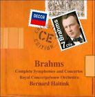 Brahms: Complete Symphonies & Concertos (CD, Oct-2010, 7 Discs, Decca)