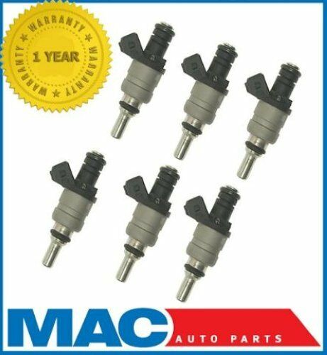 6 MP21003 Fuel Injector Fits BMW Aus Injection