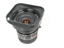 LEITZ LEICA ELMARIT-M 2,8/21 1:2,8/21mm + include Geli lens hood 12537 CANADA