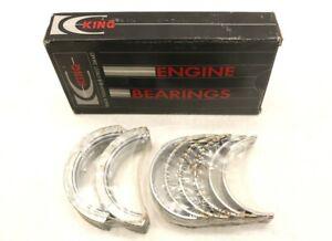 King Main Bearings for 87-11 Buick Chevrolet Cadillac Pontiac Oldsmobile 3.1 3.4
