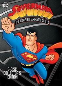 Superman The Animated Series CSR DVD S [2018]