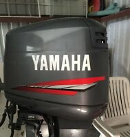Yamaha 150 Hp 2 Stroke Outboard Marine Vinyl Decals, Stickers Free Ship