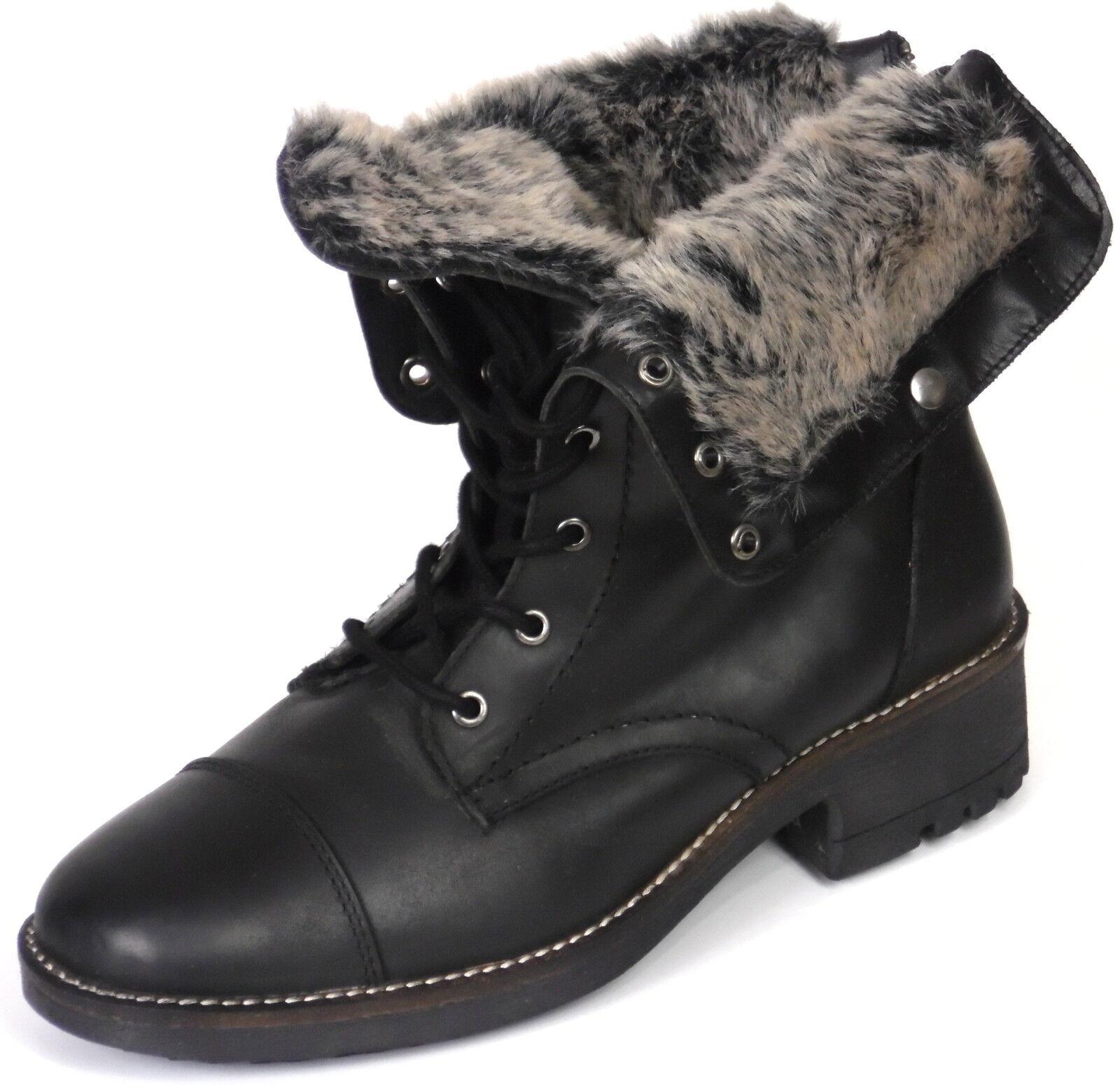 garantito REDFOOT Ladies Warm Lined stivali UVP _ _ _  pelle Scarpe da Donna Stivaletti Nero  risparmiare fino all'80%